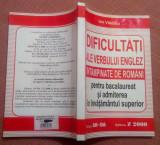 Dificultati Ale Verbului Englez Intampinate De Romani - Ion Vladoiu