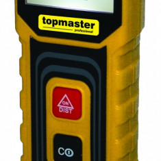 Ruleta cu laser 15m Topmaster Profesional TMP15