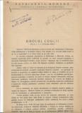 Patriarhia Romana 1937 apelul patriarhului Miron Cristea