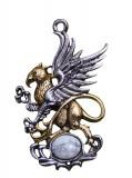 Pandantiv talisman Oul Grifonului