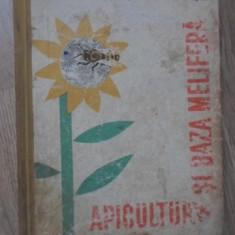 APICULTURA SI BAZA MELIFERA - V. PETRUS, I. OPRISAN
