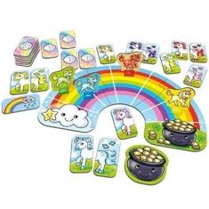 Joc educativ Unicornii Curcubeu Orchard Toys