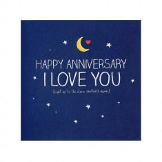 Felicitare - Happy Anniversary I Love You | Pigment Productions