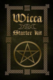 Wicca: Wicca Starter Kit (Wicca for Beginners, Big Book of Spells and Little Book of Spells), Paperback