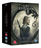 Film Serial The Last Kingdom DVD Complete Collection Seasons 1-4, Drama, Engleza, independent productions