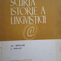 Scurta istorie a lingvisticii - Editia a II-a