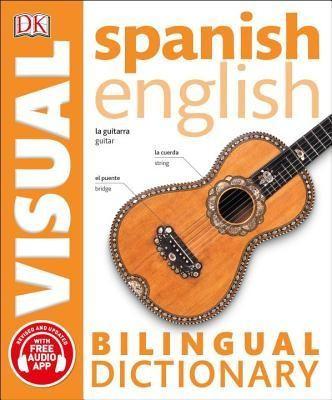 Spanish English Bilingual Visual Dictionary foto