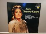 Anna Tomova-Sintow – Traviata/Aida…- 2LP Set (1983/Capriccio/RFG) - VINIL/NM+, emi records