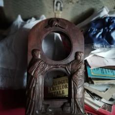 Carcasa ceas de semineu