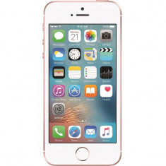 IPhone SE 16GB Rose Gold, Roz, 4'', Smartphone, Apple