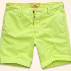 Pantaloni scurti barbati Hollister-mas. 34-reducere finala, Din imagine