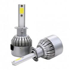 Set de 2 Lampi auto LED C6 H1
