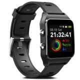 Smartwatch Bratara Fitness HolyHigh P1C. GPS+GLONASS. 17 sporturi. Mesaje. HR