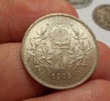 1 Coroana Korona 1915 UNC, Europa