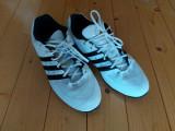 Pantofi adidas dama, din piele,nr 38, Alb