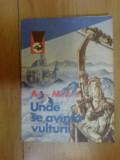 K3 ALISTAIR MACLEAN - UNDE SE AVANTA VULTURII