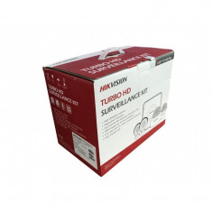 Kit de supraveghere hikvision kitul contine: - dvr ds-7104hghi-f1 x 1buc - camera exterior ds-2ce16c0t-irp(3.6mm)