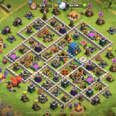 Cont Clash of Clans Th12 MAX