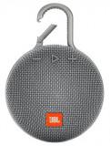 Boxa Portabila JBL Clip 3, Bluetooth, Waterproof (Gri)
