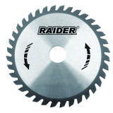 Cumpara ieftin Disc taiere aluminiu Raider, 255 x 25.4 mm, 100 T