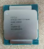 Procesor intel i7-5820K socket 2011 v3 - 12 threads 15MB cache 2011v3, Intel Core i7, 6