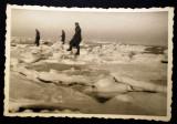 P.126 FOTOGRAFIE RAZBOI WWII MILITARI GERMANI WEHRMACHT 9/6cm