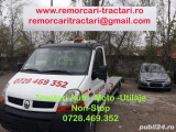 Platforma asistenta rutiera Tractari auto moto utilaje ieftin si rapid