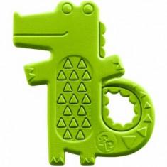 Jucarie dentitie Crocodil