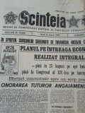Ziarul Scanteia 8 august 1989