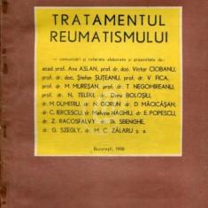 Tratamentul reumatismului