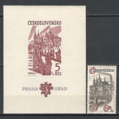 Cehoslovacia.1964 1000 ani orasul Praga  XC.254
