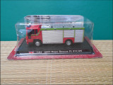 Macheta pompieri Volvo FL 614 Major Rescue (2000) 1:64 DelPrado