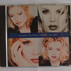 Kim Wilde - The Singles Collection CD original 1993 MCA Comanda minima 100 lei