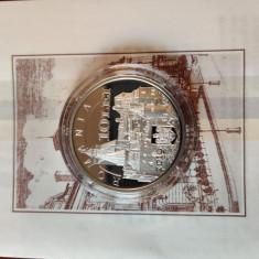 Moneda proof 70 de ani de la stabilirea relațiilor romano chineze