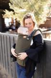 Marsupiu Tula Toddler Canvas Olive, Baby Tula