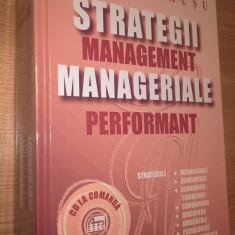 Strategii manageriale - Management performant - Iulian Ceausu (2005)