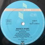 Whodini - Magic's Wand (1983, Jive) disc vinil Maxi Single CITITI DESCRIEREA!!!