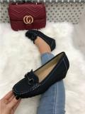 Pantofi dama bleumarin cu talpa ortopedica marime  41+CADOU
