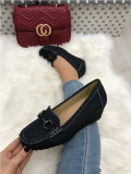 Pantofi dama bleumarin cu talpa ortopedica marime  37,  40, 41+CADOU, Din imagine, Cu talpa joasa