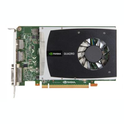 Placa Video nVidia Quadro 2000, 1GB DDR5, 128 bit, PCI-express, DVI, 2x Display Port foto