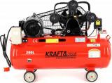 Cumpara ieftin Compresor de aer industrial 200L 720l/min 3 cilindri 4.8 kW 380V KD408 KraftDele