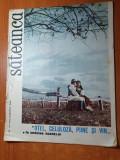 sateanca octombrie 1965-articol si foto orasul galati