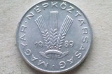 MONEDA 20 FILLER 1989-UNGARIA