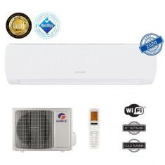 Aparat de aer conditionat Gree Muse GWH12AFB-K6DNA1A, 12000 BTU, Clasa energetica A++/A+, Wi-Fi, Inverter +, Generator Cold Plasma, Kit instalare incl
