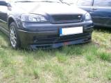Prelungire tuning sport lip bara fata Opel Astra G Hatchback HB 1998-2011 v2, ASTRA G (F48_, F08_) - [1998 - 2009]