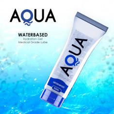 Lubrifiant Intim Aqua Gel, 100 ml