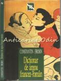 Cumpara ieftin Dictionar De Argou Francez-Roman - Constantin Frosin
