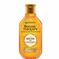 Cumpara ieftin Sampon pentru par normal spre uscat tern Garnier Botanic Therapy Ulei de argan si extract de camelie, 400 ml