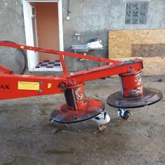 Tractor u650 si cositoare
