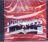 CD Colinde: Veta Biris - Astazi toata lumea canta ( original, SIGILAT )